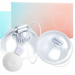 Breast Enlarger Pump Kit Natural Enhancement Vacuum Enlargement Massager Cup