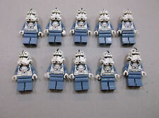 LEGO Clone Trooper Lot of 10 Star Wars Minifigure minifig Huge LOT Clones R121