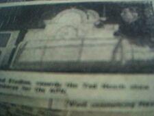 news item 1947 jazz picture derek faraday starr sound studio ted heath