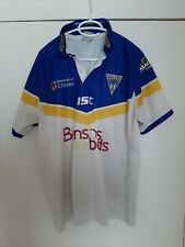 Warrington Wolves Xl Replica Rugby Shirt