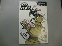 Old Man Logan #19 (2017, Marvel) Venomized Variant