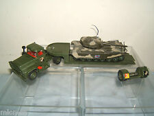 CORGI MODEL  No.GS.10  TANK TRANSPORTER SET