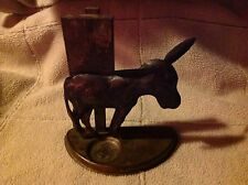 Vintage Donkey Cigarette Dispenser