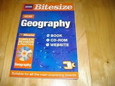 BBC BITESIZE GCSE GEOGRAPHY COMPLETE REVISION AND PRACTICE CD-ROM KS4 2010 ACCEP