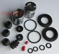 Vauxhall Vivaro 2001-2014 REAR Brake Caliper Seal & Piston Repair Kit BRKP86