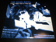 "The Dead Boys  ‎""Liver Than You'll Ever Be"" 2LP Get Back ‎GET 96 italy 2002"