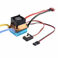 NEW 60A 3S High Voltage Waterproof Brushed ESC Controller for OCDAY RC Car Motor