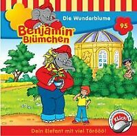 Benjamin Blümchen. Die Wunderblume. CD. von Benjamin Blümchen | CD | Zustand gut