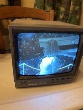 "Ikegami PM-K9 9"" TV B&W BNC Monochrome CRT Monitor"