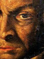 PORTRAIT DE PETRI FRANCISCI BERSOTTI. HUILE SUR TOILE. ANONYME. ESPAGNE. CIRCA 1
