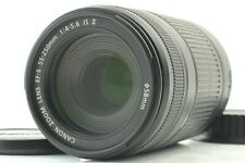 FedEx【Mint】Canon EF-S 55-250mm F/4-5.6 IS II Telephoto Zoom Lens From Japan #098