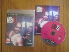 Kane & Lynch 2 : Dog Days ~~ Jeu PS3 Complet