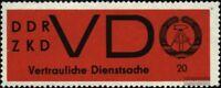 DDR DD3x (kompl.Ausg.) postfrisch 1965 Staatswappen