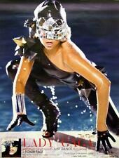 LADY GAGA 2008 the fame promotional poster #2 ~NEW old stock&MINT~!!