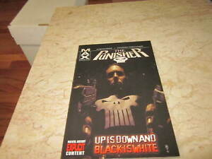 The Punisher Volume 4: Up Is Down And Black Is White