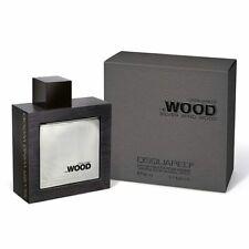 Dsquared2 He Wood Silver Wind Wood Eau De Toilette Spray 50ml