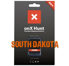 onX Premium Maps GPS Chip Landowners & Property Boundaries for Garmin - SD