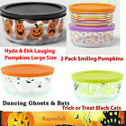PYREX Halloween & Hyde N Eek Bowls ~Choose Design 2, 4 or Lrg 6.75 Cups