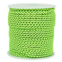 Outdoor 50m Reflective Survival Rescue Umbrella Rope Camping Paracord​ Cord TN2F