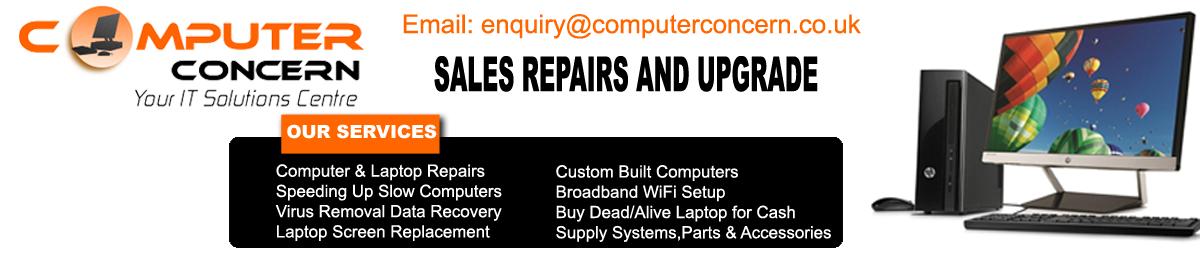 Computer Concern