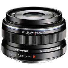 Olympus Zuiko Fixed/Prime Camera Lenses