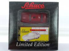Schuco 01560 Piccolo BORGWARD ISABELLA pompiers lumière bleue neuf dans sa boîte 1211-22-91