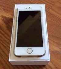 Apple iPhone 5s - 32GB - Gold Verizon (Factory Unlocked) Rare iOS 7 Smartphone
