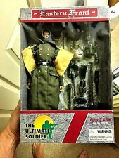 The Ultimate Soldier WII German Soldier Eastern Front 21st Century Toys