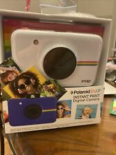 Polaroid SNAP White Instant Print Digital Camera New In Box