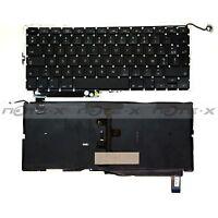 """Clavier Français AZERTY MacBook Pro 15"""" Unibody A1286 2009-2012 Rétroéclairé"""