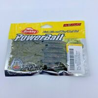Berkley PowerBait Bearded The Deuce Watermelon Candy 6 ct 4 inch Bait