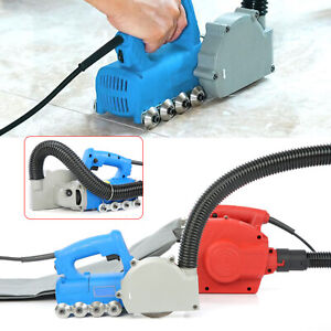 780W Electric Ceramic Tile Cleaning Machine with Vacuum Cleaner USA STOCK