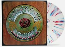 "Grateful Dead American Beauty Splatter ""American Reality"" Ltd Ed. Vinyl Sold Out"