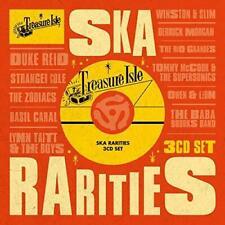 Treasure Isle Ska Rarities - Various Artists (NEW 3CD)
