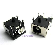 2pcs DC Power Jack Asus S62E Z93E F3F F3J F3H F3S F3T W1000 Z3300AE A4L A6K A6R