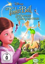 TINKERBELL: EIN SOMMER VOLLER ABENTEUER (Walt Disney) NEU+OVP