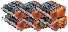 30 x PGI-520 / CLI-521 Ink Cartridges for Canon Pixma