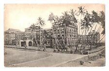 Colombo No.4 GALLE FACE HOTEL Sri Lanka CEYLON OLD PLATE LTD. POSTCARD