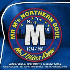 Mr M's - Wigan Casino Northern Soul Oldies Room 1974-1981 - Various Ar (NEW 3CD)