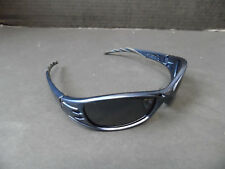 3M Fuel Safety Glasses DARK BLUE With Black Tinted Lenses Sport New Z87 +
