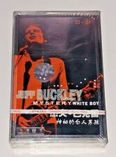 Jeff Buckley Mystery White Boy new sealed cassette tape china