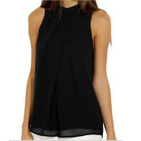 Women Loose Sleeveless Top Summer Oversized Vest T-Shirt Casual Blouse Tee Shirt