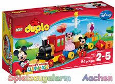 LEGO DUPLO DISNEY 10597 Mickey & Minnie Geburtstagsparade Birthday Parade NEU