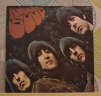 THE BEATLES - Rubber Soul [Vinyl LP, Repress] UK PCS 3075 Lennon McCartney *EXC