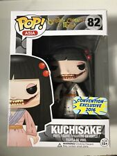 Funko Pop Asia #82 Kuchisake Bloody Convention Exclusive 2016