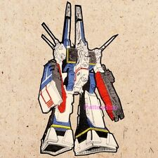 Robotech SDF-1 Big Patch Macross Rick Hunter Roy Fokker Valkyrie Back Robot Mode