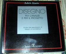 Roberto Maestro Disegno per l'analisi e per il progetto Leonardo 1991
