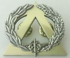 Brevet échelon Argent  SECOURISTE , Brancardier-Secouriste & Infirmier militaire