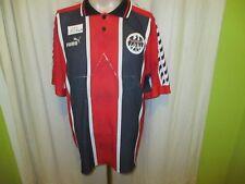 """Concordia Francoforte Originale Puma maglia di casa 1996/97 """"senza lo sponsor interno"""" G.L"""