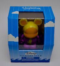 Disney Vinylmation Disney Vacation Club Yellow Areas Key Mickey Mouse Figurine